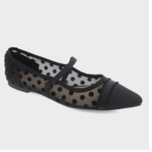 NWT - Who What Wear - Nellie Mary Jane Flats
